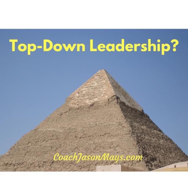 Copy of Top-Down Leadership_